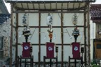 稲荷山 祇園祭 四神